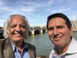 En París con Diego Fernández Arroyo, Profesor de Sciences Po